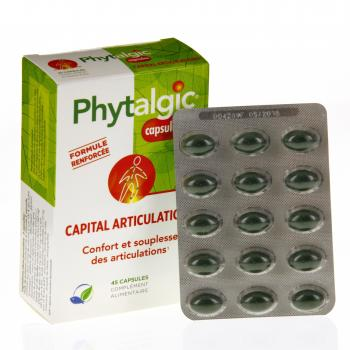 PHYTEA Phytalgic articulation sensibles 45 capsules - Illustration n°2