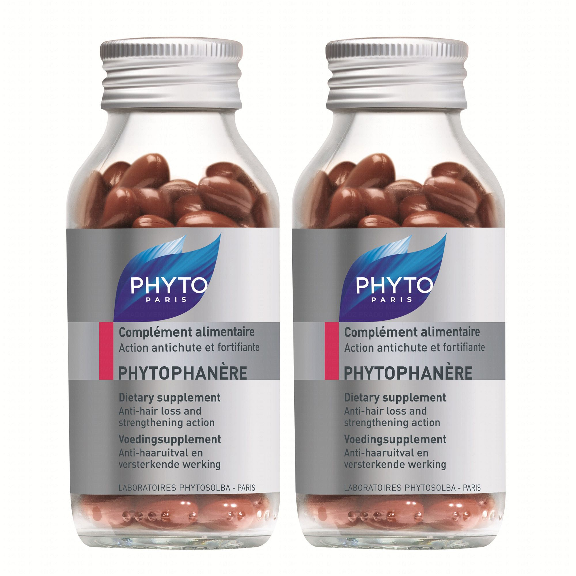 phyto phytophan re compl ment alimentaire lot de 2 x 120 capsules parapharmacie en ligne. Black Bedroom Furniture Sets. Home Design Ideas