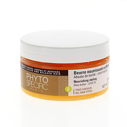 PHYTO Phyto Specific Baume nourrissant/coiffant pot 100ml - Illustration n°1