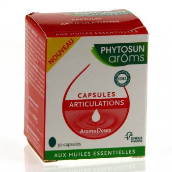 PHYTOSUN AROM Aromadoses Articulations 30 capsules