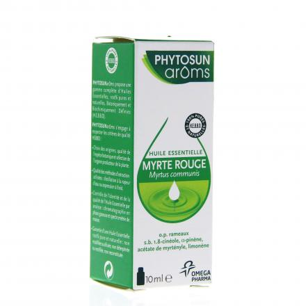 PHYTOSUN Arôms Myrte Rouge flacon 10ml - Illustration n°1