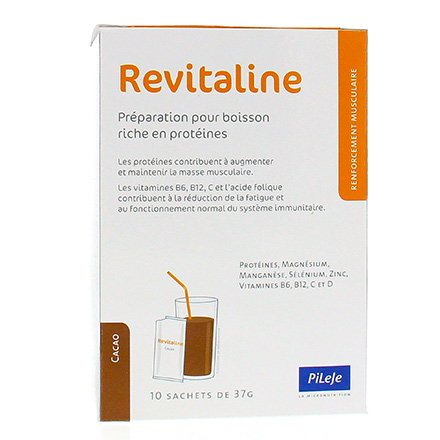 PILEJE Revitaline - Illustration n°1