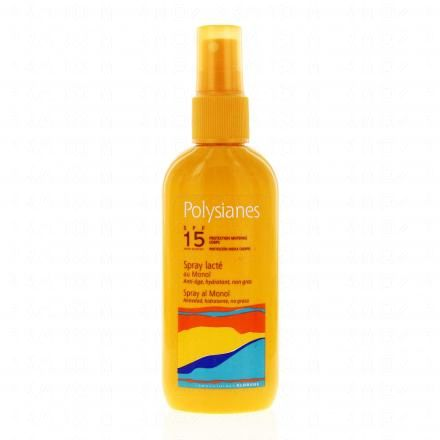 POLYSIANES Spray SPF15 spray 125ml
