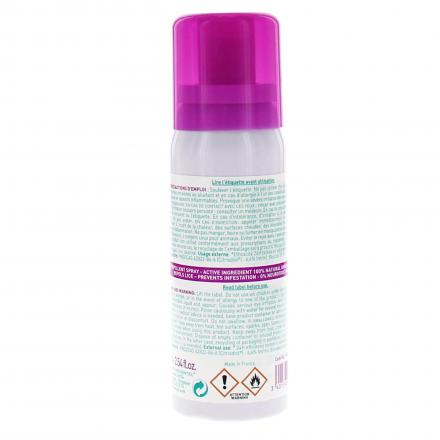 PURESSENTIEL Anti poux repulsif poux spray 75ml - Illustration n°2
