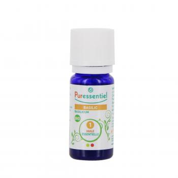 PURESSENTIEL Basilic bio flacon 5ml - Illustration n°2