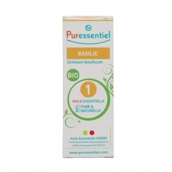 PURESSENTIEL Basilic bio flacon 5ml - Illustration n°1