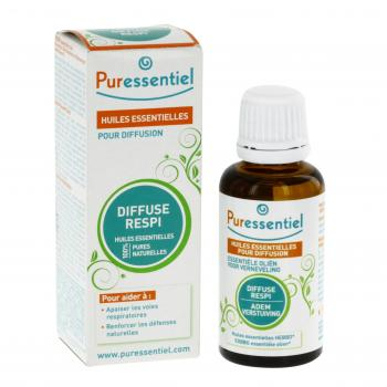 PURESSENTIEL Diffuse respi complexe pour diffuseur flacon 30ml - Illustration n°2