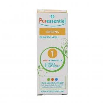 PURESSENTIEL Encens flacon 5ml - Illustration n°1