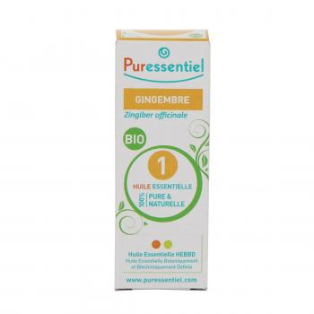 PURESSENTIEL Gingembre bio flacon 5ml
