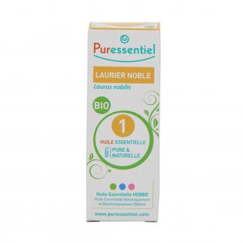 PURESSENTIEL Laurier noble bio flacon 5ml - Illustration n°1