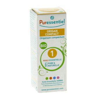 PURESSENTIEL Origan compact bio flacon 5ml - Illustration n°1
