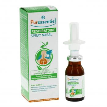 PURESSENTIEL Spray respiratoire nasal vapo 15ml - Illustration n°2