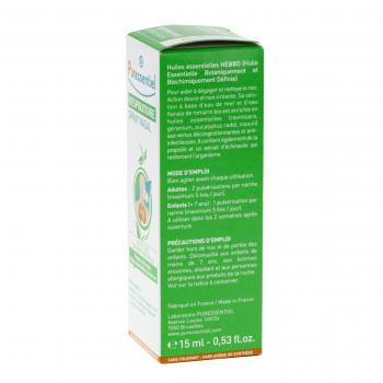 PURESSENTIEL Spray respiratoire nasal vapo 15ml - Illustration n°3
