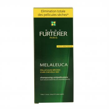 RENÉ FURTERER Melaleuca shampooing anti-pelliculaire tube 150ml - Illustration n°2