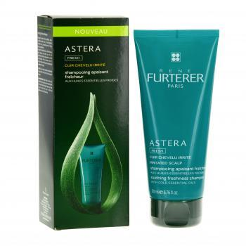 RENÉ FURTERER Astera Fresh Shampooing apaisant fraîcheur tube 200ml - Illustration n°2