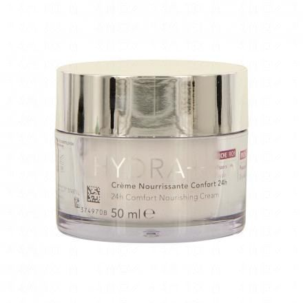 ROC Hydra+ crème nourrissante confort riche pot 50ml  - Illustration n°1