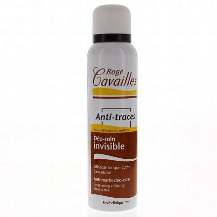 ROGÉ CAVAILLÈS Invisible deo-soin anti-traces spray de 150ml