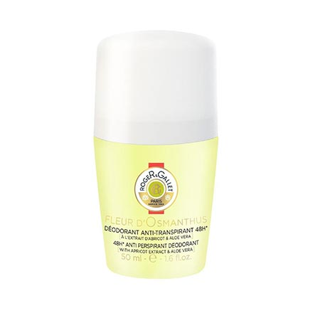 ROGER & GALLET Déodorant Roll-On Fleur d'Osmanthus 50ml