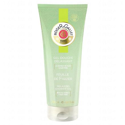 ROGER & GALLET Feuille de Figuier gel douche 200ml