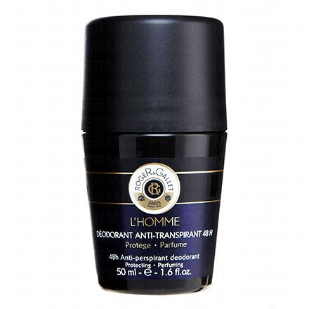 ROGER & GALLET L'Homme déodorant roll-on 50ml