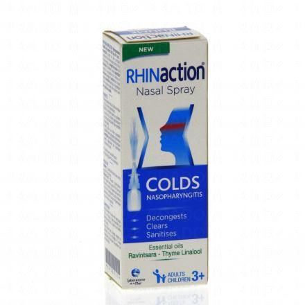 Rhinaction spray nasal