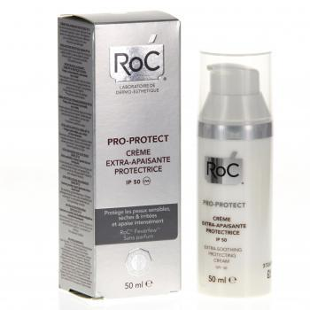 ROC Pro-Protect Crème extra-apaisante protectrice SFP50 flacon 50ml - Illustration n°2