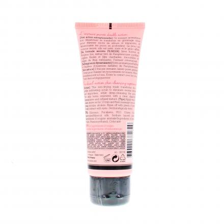 SAEVE Pur Paradisi Masque 2-en-1 gommant purifiant tube 75ml - Illustration n°2