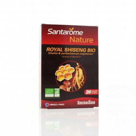 SANTAROME Royal shiseng bio