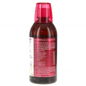 SANTE VERTE Draineur nature 5 émonctoires flacon 500ml - Illustration n°2