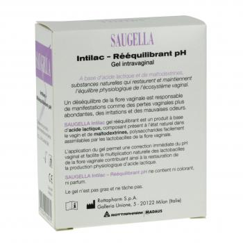 SAUGELLA Intilac rééquilibrant pH 7 monodoses de 5ml - Illustration n°3