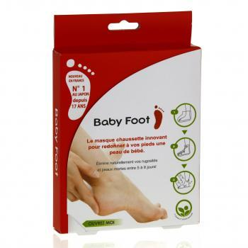 SEBAMED Baby Foot masque chaussette pour pieds 35mlx2