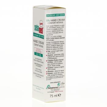 SEBAMED Crème mains confort Intense 5 % Urée tube 75ml - Illustration n°3