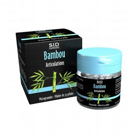 SID NUTRITION Phytoclassics Bambou