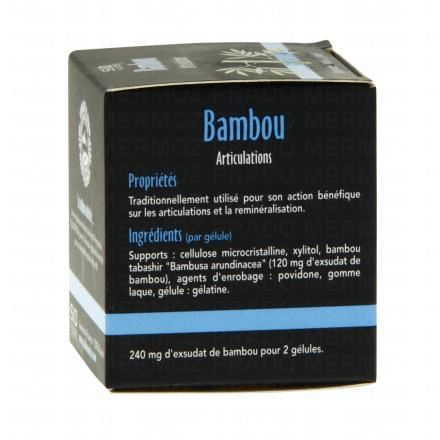 SID NUTRITION Phytoclassics Bambou - Illustration n°4