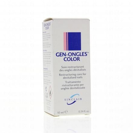 SINCLAIR Gen-ongles flacon 10ml