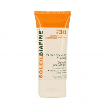 SOLEIL BIAFINE Crème SPF30 tube 50ml - Illustration n°1