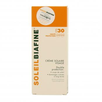 SOLEIL BIAFINE Crème SPF30 tube 50ml - Illustration n°2