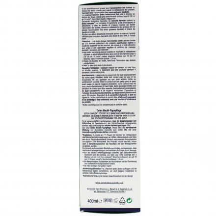 SOMATOLINE COSMETIC Amincissant nuit détox tube 400ml - Illustration n°3