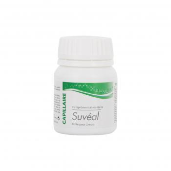 SUVÉAL Capillaire 60 capsules - Illustration n°1