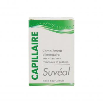 SUVÉAL Capillaire 60 capsules - Illustration n°2