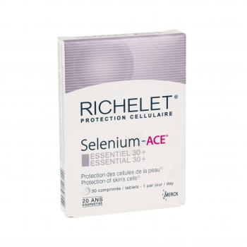 RICHELET Selenium ace essentiel 30 + 30 comprimés - Illustration n°1