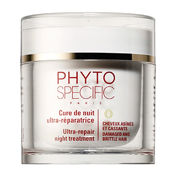 PHYTO Specific cure de nuit ultra-réparatrice pot 75ml