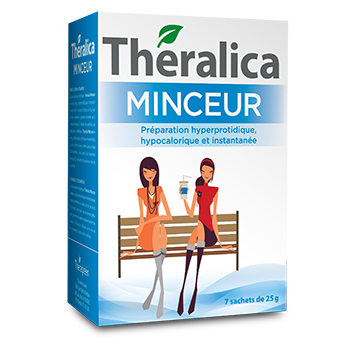 THERALICA Minceur entremets saveur vanille