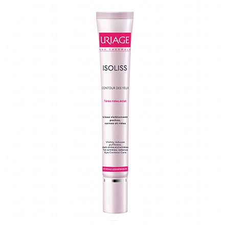 URIAGE Isoliss Contour des Yeux tube 15ml - Illustration n°2