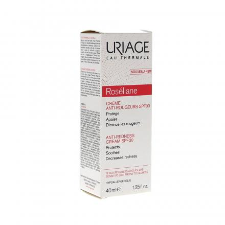 URIAGE Roséliane crème rougeurs SPF30 tube 40ml - Illustration n°1