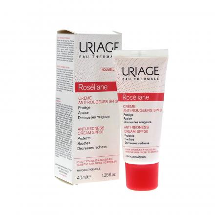 URIAGE Roséliane crème rougeurs SPF30 tube 40ml - Illustration n°2