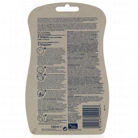 Veet cr me d pilatoire sous la douche peaux sensibles tube 150ml parapharmacie en ligne - Epilateur electrique sous la douche ...