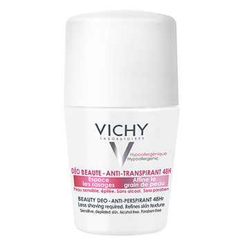 VICHY Déodorant déo beauté anti-transpirant 48h (roll'on 50ml)