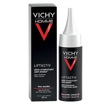 VICHY Liftactiv homme soin hydratant anti-rides