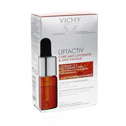 VICHY Liftactiv Cure anti-oxydante & anti-fatigue 10ml - Illustration n°1